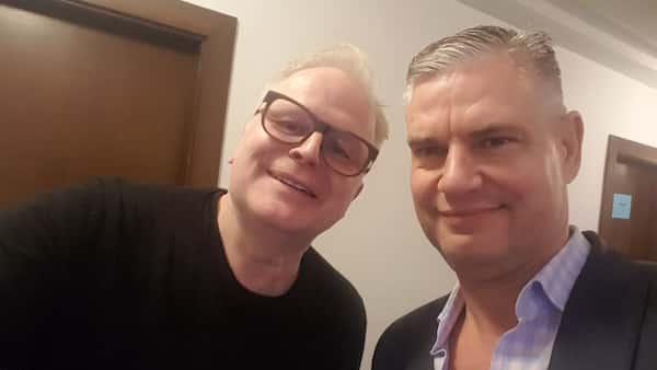 Patrick Lynen Meister Veraenderung Ingo Hoppe mit Herbert Grönemeier