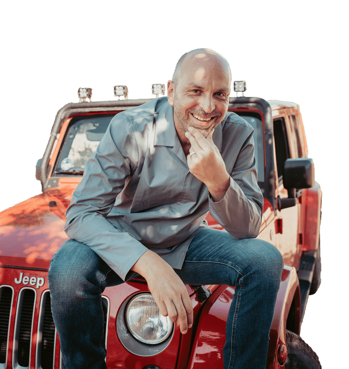 Patrick Lynen Meister der Veränderung Jeep